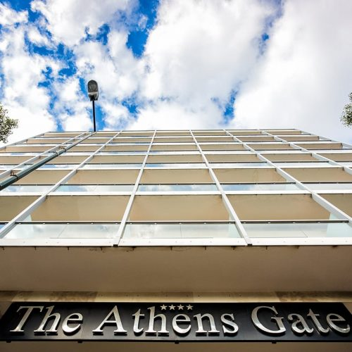 The Athens Gate Hotel photo gallery. A collection of photos of the Athens Gate 4 Star Hotel.