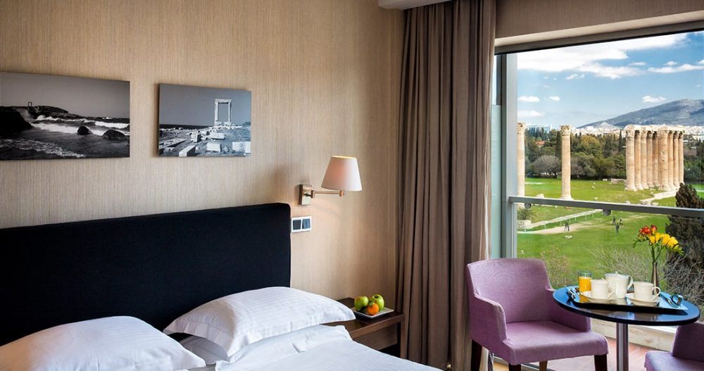 The Athens Gate Hotel Superior Room. Superior Hotel Rooms In Athens, Ideal  For Luxury
